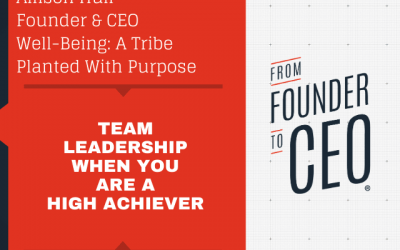 From Founder to CEO Podcast: 379 — Allison Hull – From Founder to CEO